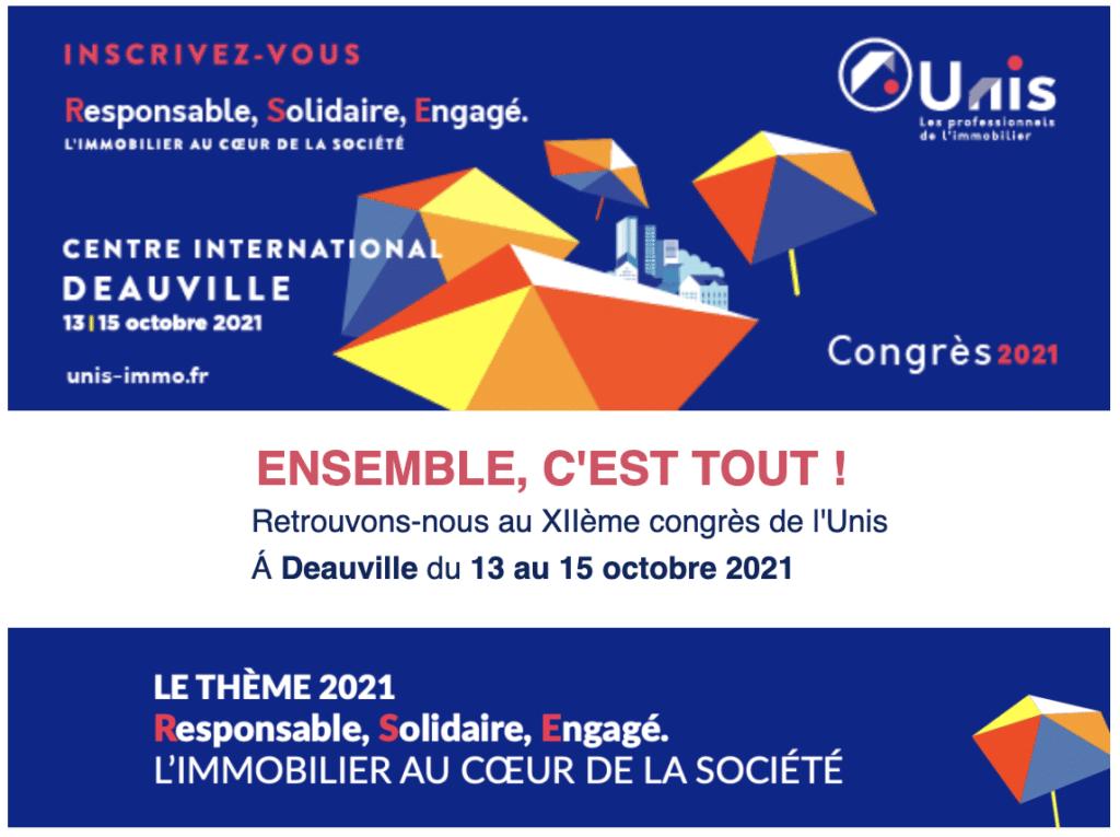 Salon UNIS 2021, Deauville